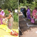 Nasik Farmer helps needy
