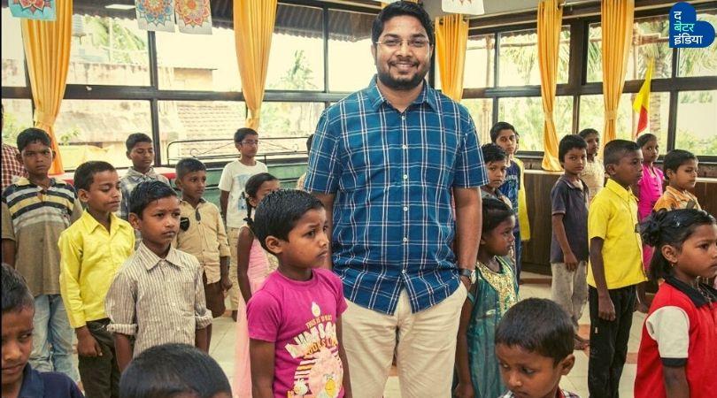Engineer adopted HIV+ Kids