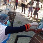 chaipur, bihar quarantine centre
