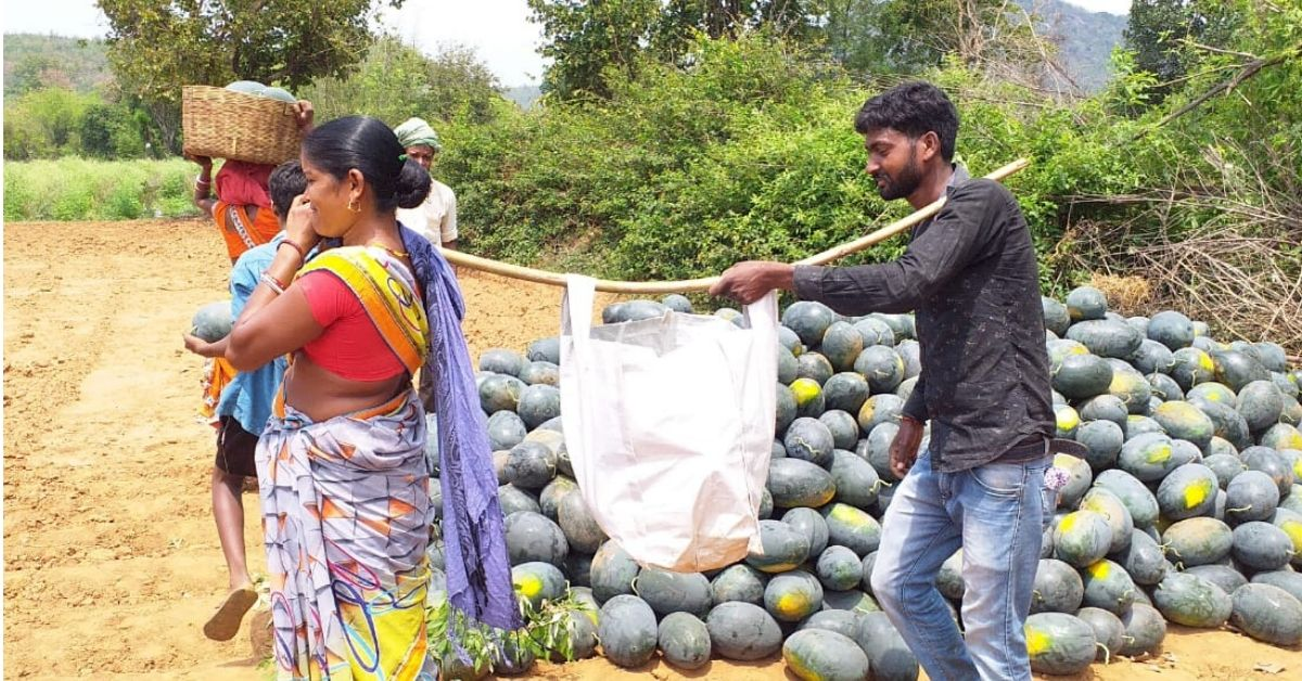 Jharkhand Farmers Gets Benifit