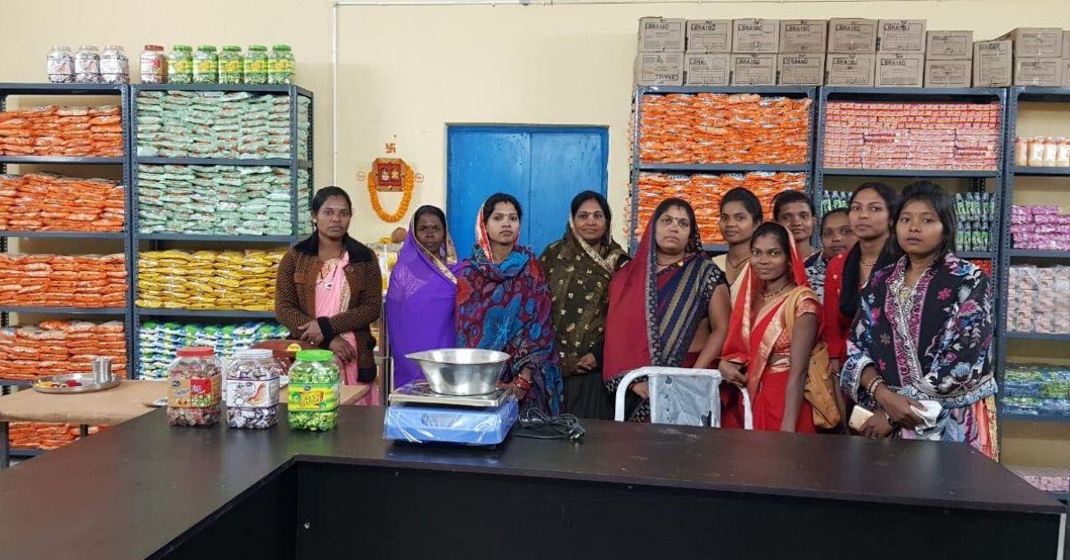 women Chattisgarh Village Mall