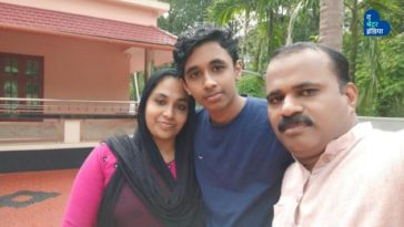 kerala parents pass class 12 exams together with son