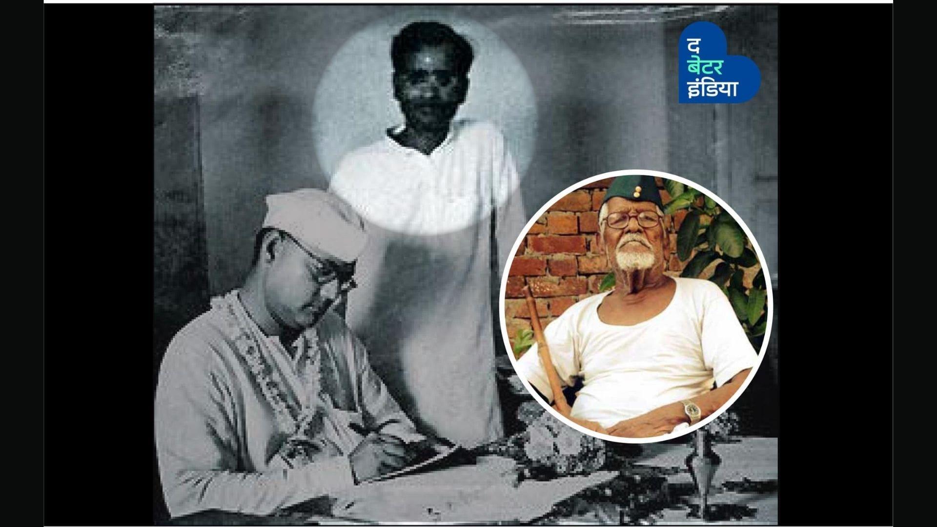 colonel nizamuddin driver who saved subhash chandra bose