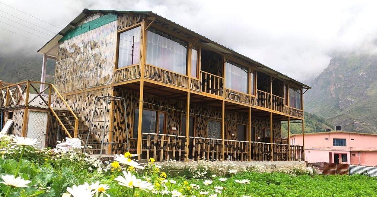 bamboo home badrinath
