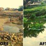 delhi man lake