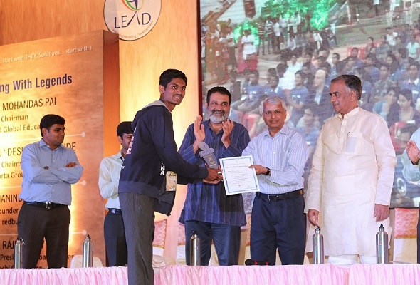 Karnataka Innovator Santosh Kaveri
