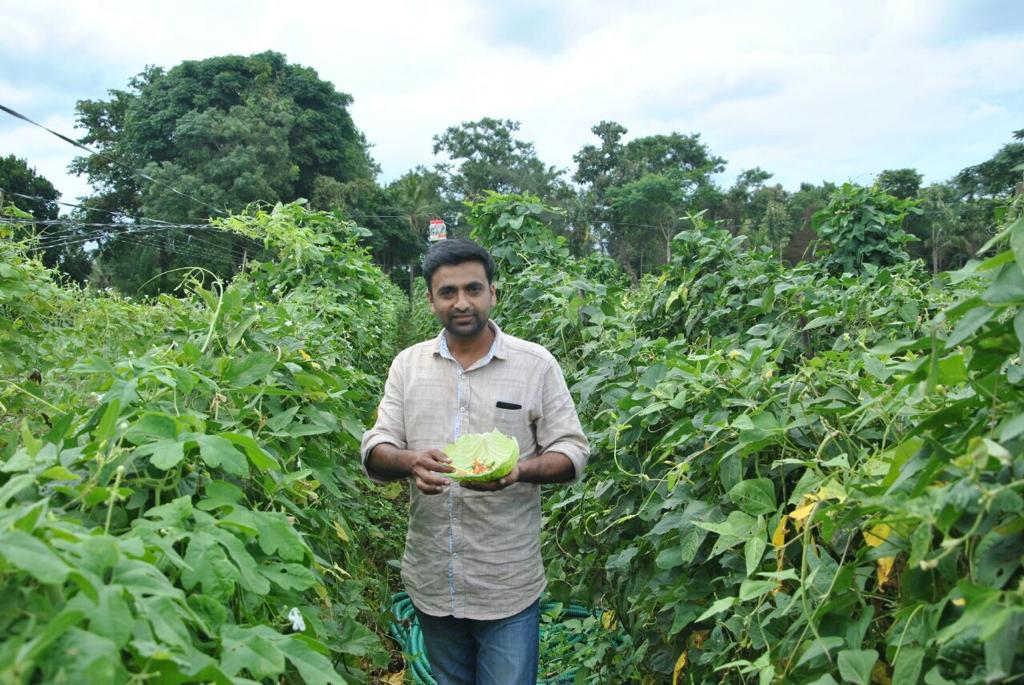 kochi farmer