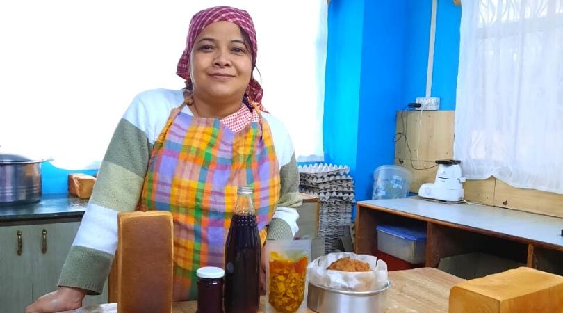 Meghalaya Woman Entrepreneur