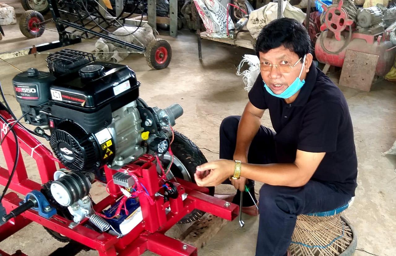 Multi Purpose tractor